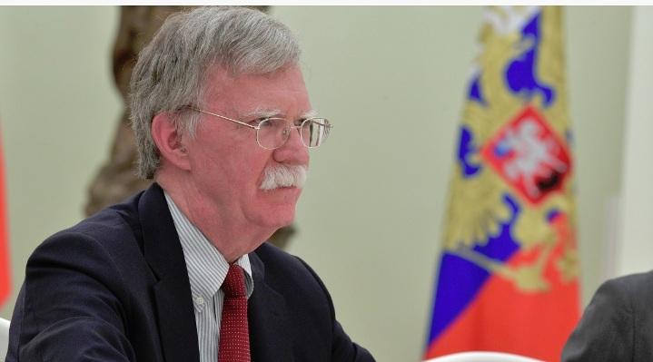 Ein Signal an Russland? Trump feuert Hardliner John Bolton