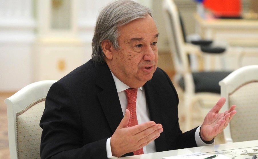Guterres: Alle UN-Mitglieder sollten Erklärung zum 75. Jahrestag des Sieges unterstützen