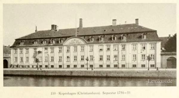 Neues Altes vom Lexikus-Verlag – Russisches Leben – 1. Abreise von Kopenhagen