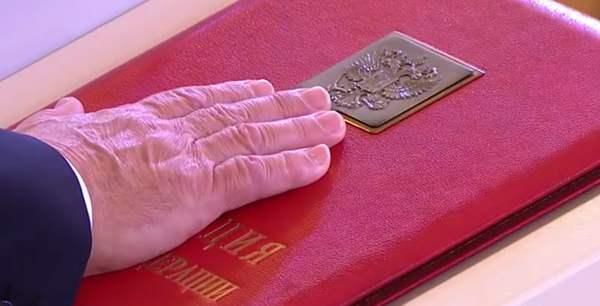 Abstimmung über die Verfassungsänderungen – aber wann?