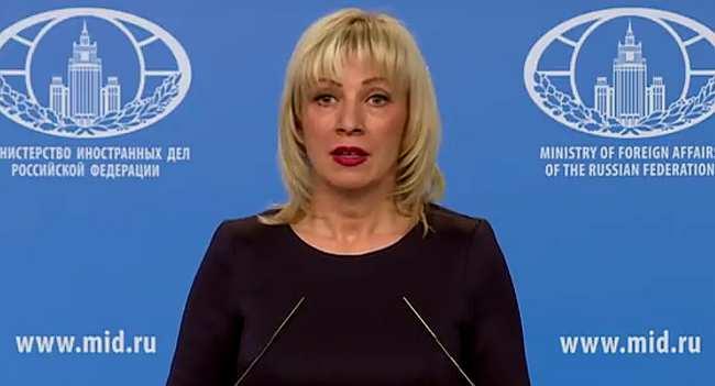 The Insider und Bellingcat: Sacharowa äußerte sich zum ersten Mal zu