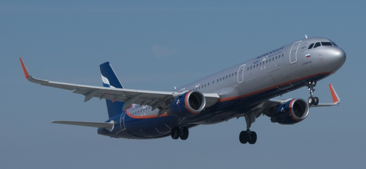 Russische Fluggesellschaften brachten in einer Woche fast 20.000 Menschen aus neun Ländern zurück