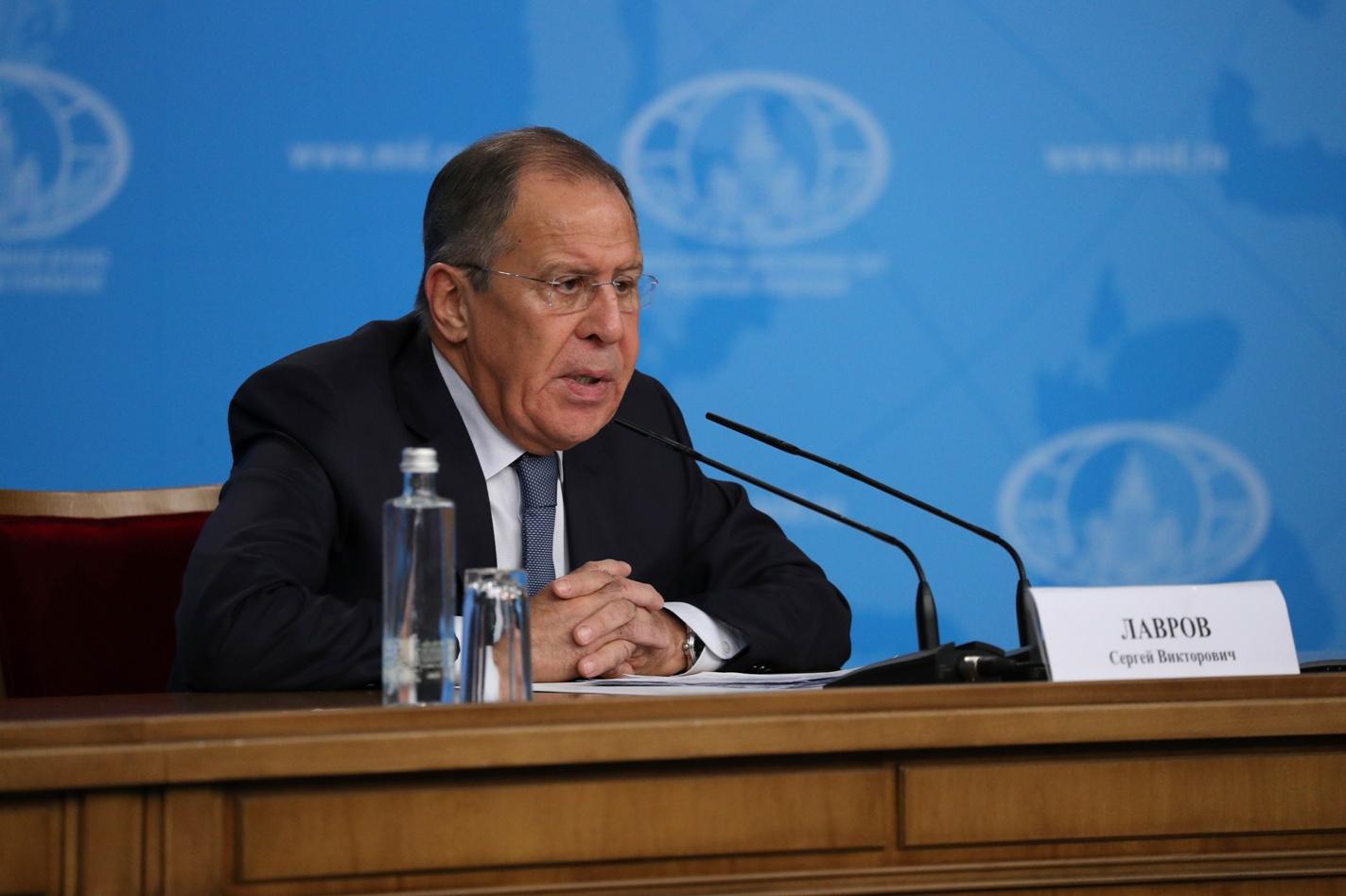 Lawrow: Präsidentschaftswahlen in Belarus waren nicht ideal. aber …