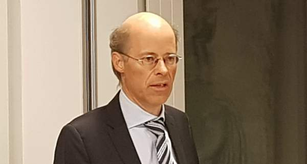 Signifikante Erwärmung: ZEIT-Journalist Michael Thumann sieht deutsch-russische Beziehung optimistisch