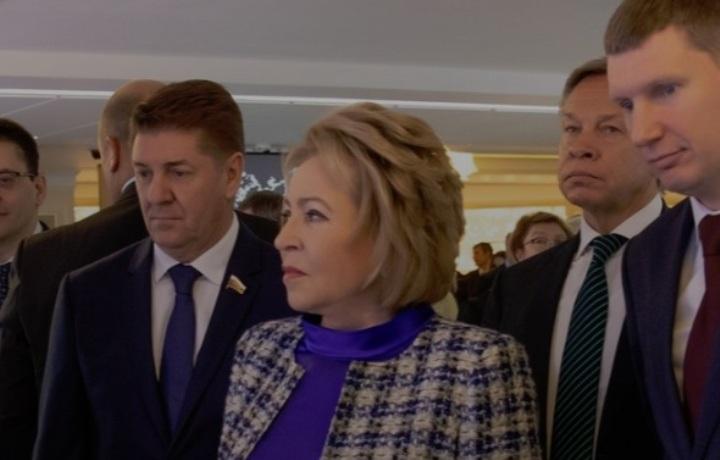 """Matwienko nannte die Geschichte von Golunovs Festnahme """"sehr schlimm"""""""