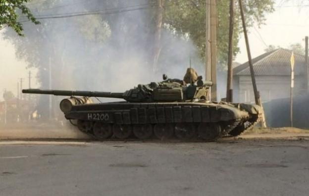 """Birjukow behauptet: Ukrainische Armee besetzt """"Graue Zone"""" zwischen Donbass und Ukraine"""
