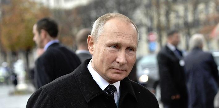 Putin erklärte Weigerung, mit Poroschenko zu telefonieren