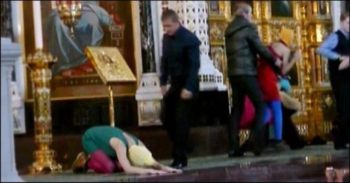 Europäischer Gerichtshof lehnt Berufung Russlands im Fall Pussy Riot ab
