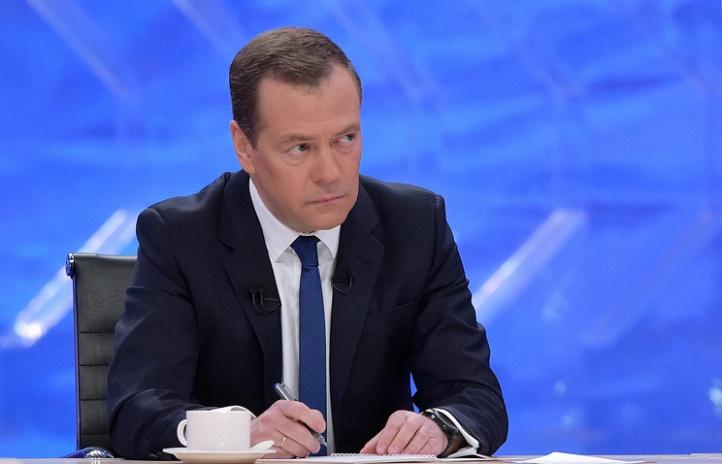 Medwedew genehmigt die nationale politische Strategie von 2019 bis 2021