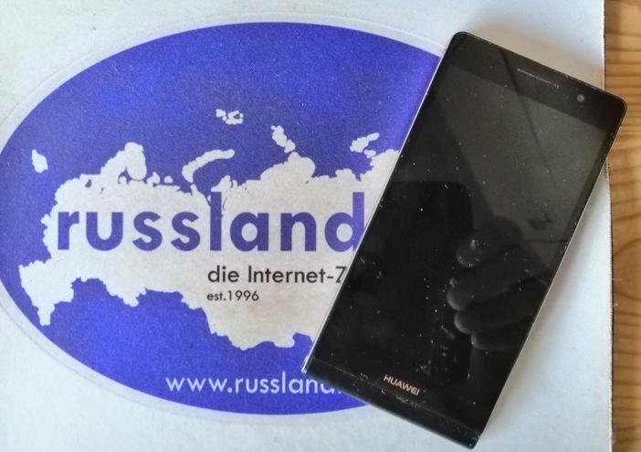 Russen können im Januar Geld per Handynummer überweisen