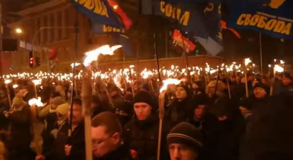 Kiew feiert Juden-Schlächter