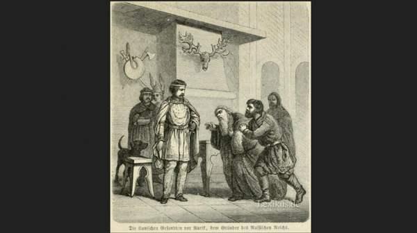 Neues Altes vom Lexikus-Verlag – Russisches Leben – 11. Groß-Nowgorod und die Gründung der russischen Monarchie