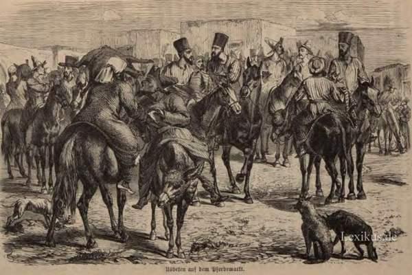 Altes Neues vom Lexikus-Verlag – Russisches Leben – 13. Die Mongolen und ihre Herrschaft in Russland