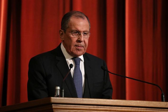Lawrow: Russland stört Hegemonieansprüche der USA