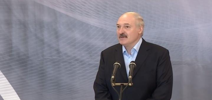 Lukaschenko dankt Naryschkin für Informationen, die laut Moskau nicht mit den Protesten verbunden sind