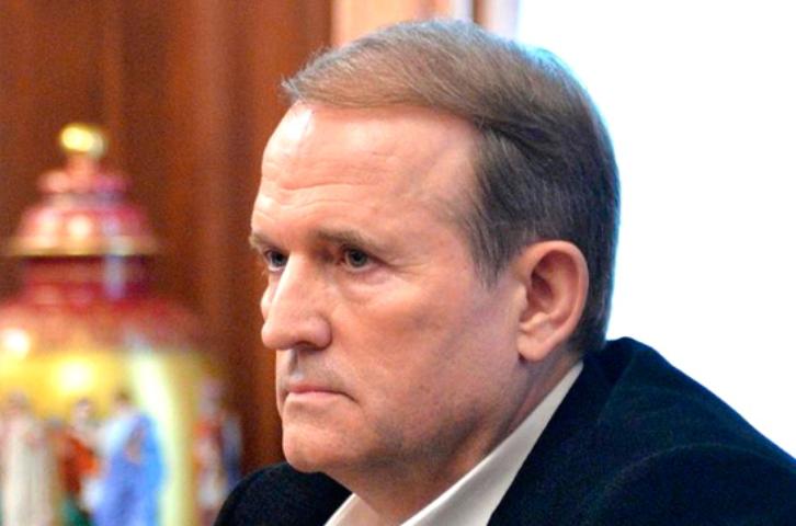 Gegen Medwedtschuk Strafverfahren wegen Staatsverrat eingeleitet