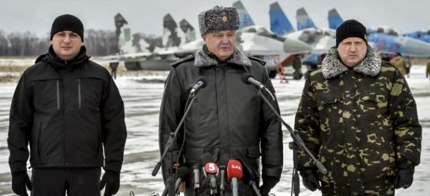 Poroschenko: Keine russischen Wahlbeobachter