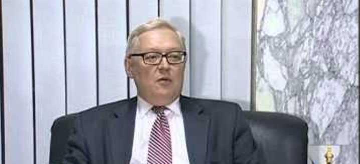 Rjabkow hält UN-Resolution zu Venezuela für möglich