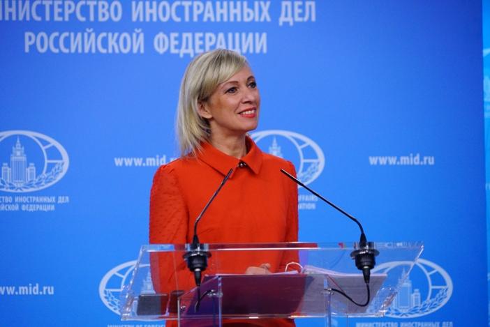 Sacharowa: USA verhindern Veröffentlichung der Korrespondenz zur Cybersicherheit