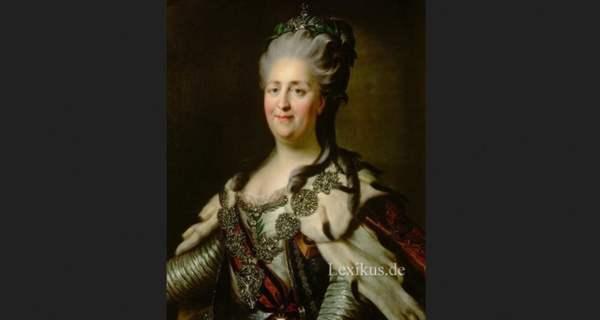 Neues Altes vom Lexikus-Verlag – Katharina II. und die Französische Revolution