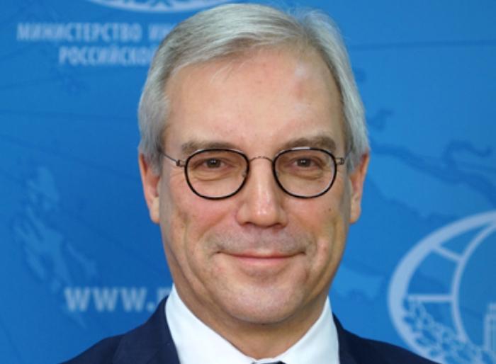 Gruschko: Russland wird auf die NATO-Pläne im Schwarzen Meer reagieren