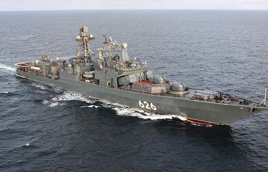 Schwarzmeerflotte nennt NATO-Manöver eine gute Hilfe