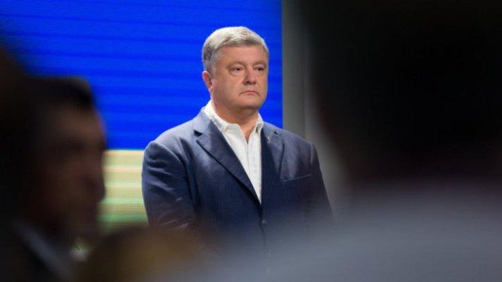 Ukrainischer Fernsehsender verklagt Poroschenko