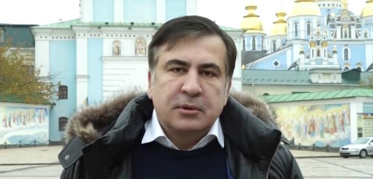 Saakaschwili: Es war ein Fehler, Georgien zu verlassen