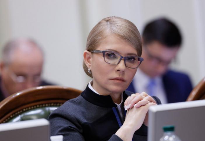 """Timoschenko nennt Selenskis Sieg """"objektive Realität"""""""