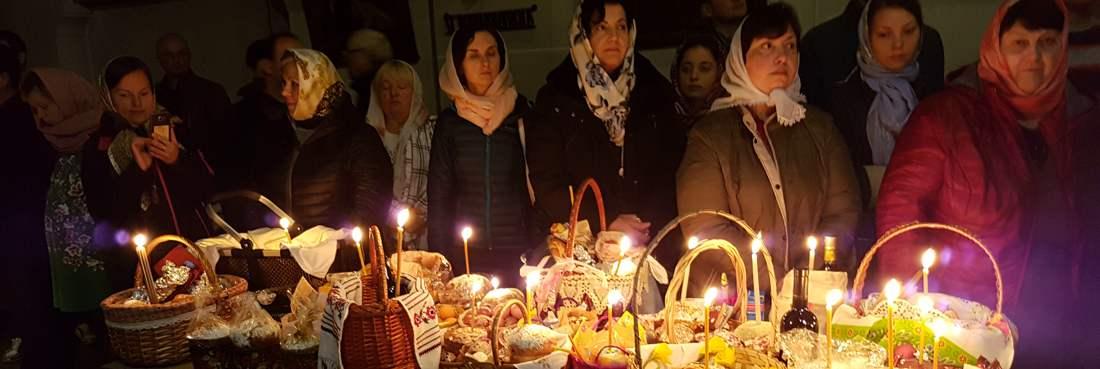 """""""Christos woskresse!"""" Am Sonntag feiert die Russisch-Orthodoxe Kirche Ostern"""