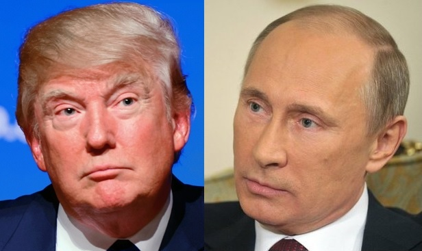 Telefongespräch Putin –Trump