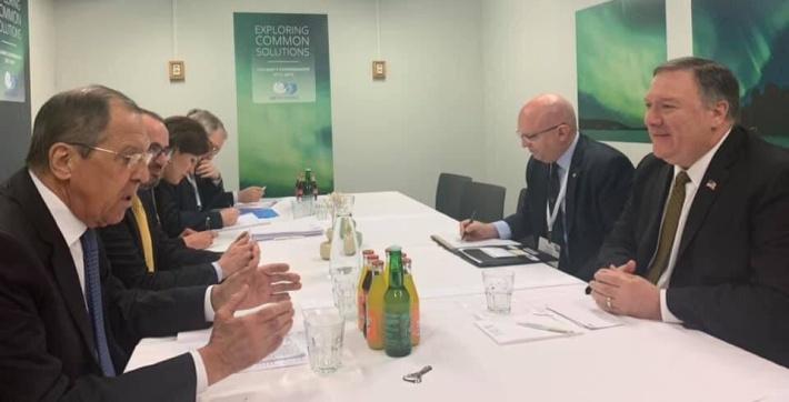 Lawrow: START-Vertrag wird zentrales Verhandlungsthema mit Pompeo sein