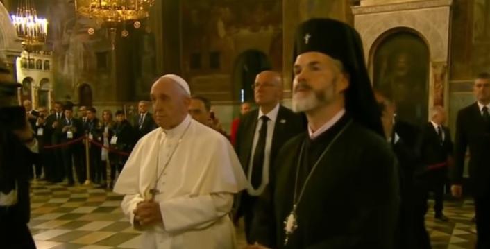 Papst möchte Russland besuchen