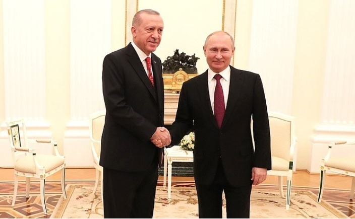Putin und Erdogan diskutierten Situation in Idlib-Deeskalationszone