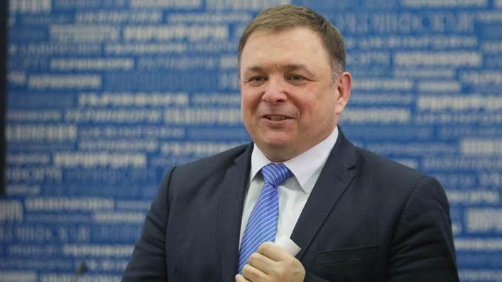 Leiter des Verfassungsgerichts der Ukraine entlassen