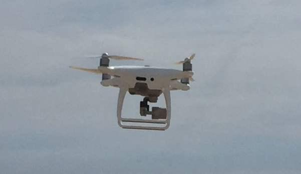 Drohnen können in Russland bis zu 150 Meter hoch frei fliegen