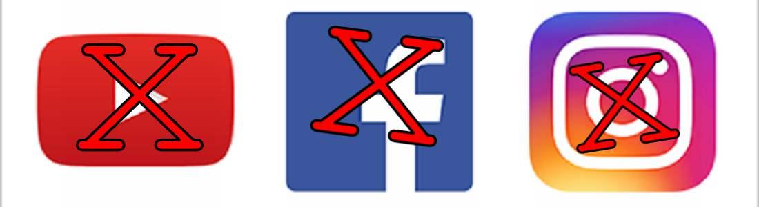 9. Mai: Kasachstan sperrte Zugang zu Facebook, Instagram, YouTube