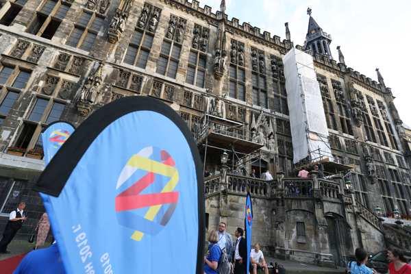Quo vadis deutsch-russische Beziehungen: In Düren findet die XV. Deutsch-Russische Städtepartnerkonferenz statt