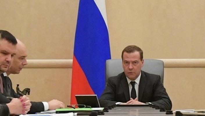 Neuer Job für Medwedew