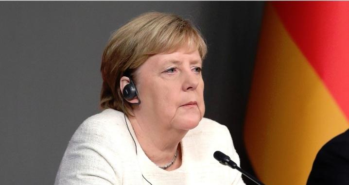 """Merkel wird wegen """"Blockade von Russland"""" kritisiert"""