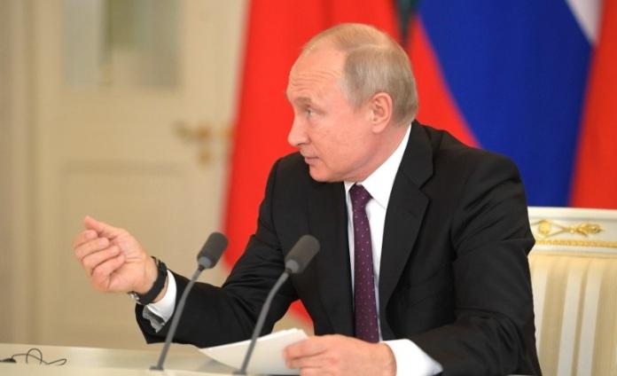 Putin: Zusammenarbeit zwischen Russland und China kommt der Welt zugute