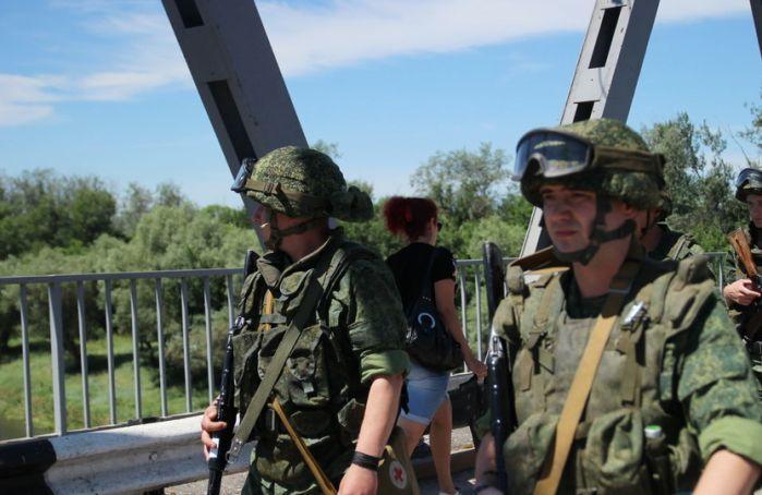 Lugansker Volksrepublik und ukrainische Streitkräfte ziehen synchron Streitkräfte von der Kontaktlinie ab
