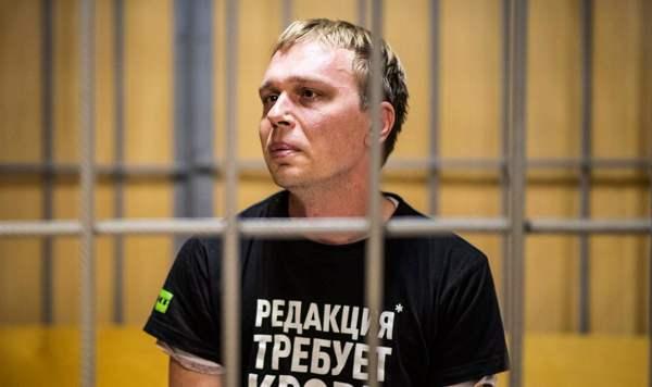 Verteidigung legte Berufung gegen Golunows Hausarrest ein