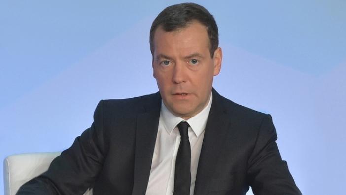 Medwedew: Russland erwägt Aufhebung der Sanktionen für verschiedene ukrainische Waren