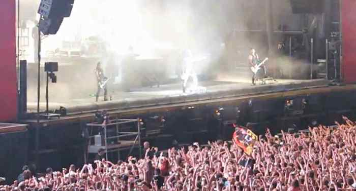 """Kultstatus: Deutsche Band """"Rammstein"""" gibt heute ein Konzert in Moskau"""