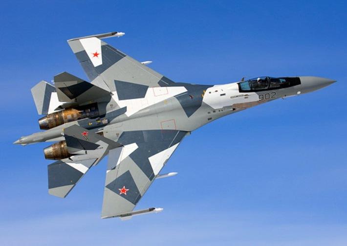 Russland ist bereit, die Türkei mit Su-35-Kampfjets zu beliefern