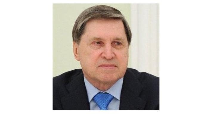 Uschakow: Putin und Selenski – ein separates Treffen in Paris am 9. Dezember?