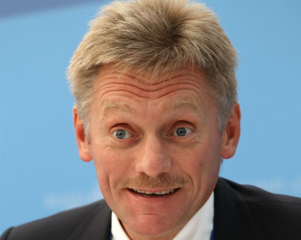 """Kreml: Ein """"ausgezeichneter ersten Schritt"""" in Richtung Dialog mit Kiew wäre …"""