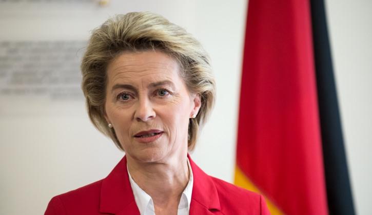 Von der Leyen: EU sollte für den Dialog mit Russland bereit sein