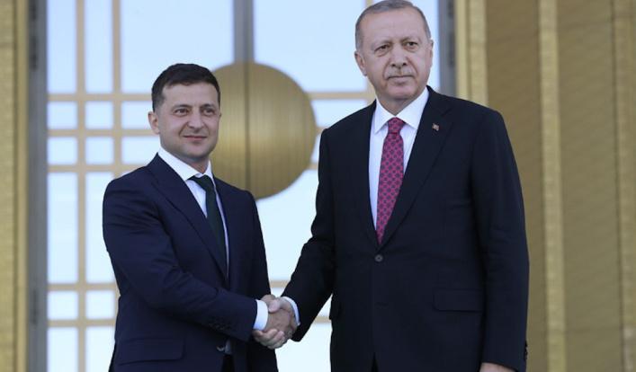 Erdogan: Türkei erkennt Vereinigung der Krim mit Russland nicht an